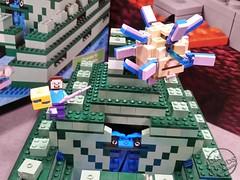 Toy Fair 2017 LEGO Minecraft 37 (IdleHandsBlog) Tags: minecraft toys videogames lego constructionsets toyfair2017