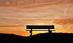 Sunrise Westkapelle (Omroep Zeeland) Tags: westkapelle bankje bank natuur weer zeeland walcheren opkomendezon