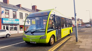 (Go North East) NK62DWY / 640 - Optare Solo Hybrid
