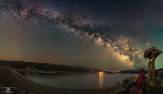 Rockport Reservoir Milky Way 2017