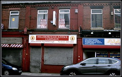 Hillsborough Justice Campaign (* RICHARD M (Over 6 million views)) Tags: street hillsboroughjusticecampaignhillsboroughjusticecampaignshop hillsboroughdisaster liverpoolfootballclub liverpoolfc the96 justiceforthe96 lfc ynwa hillsboroughjusticecampaignshop dontbuythesn shops windows disasters liverpool merseyside steelshutters signs shopsigns protests jft96