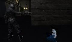 ...bang (Ranmyaku Haiku) Tags: antihero avengers dark marvel marvelrp game bad male comic comicbook demon devil dirty death red evil secondlife fight gritty grunge gun guns hero heros hellfire villian villians mistere king virtual krova sl mesh man mre roleplay good people person rp resident shield
