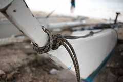 Alona Beach - Panglao Island Philippines (A_Horth) Tags: bokeh philippines beach alona bohol panglao boat details