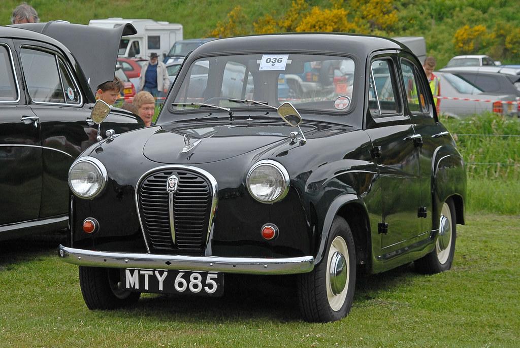 Vintage Cars Rally May  Scotland