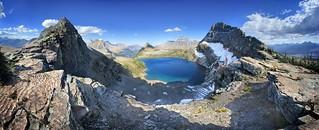 Sue Lake - Glacier National park