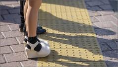 """Only in Japan"" Shibuya, Tokyo, Japan (March 2017) (Kommie) Tags: shibuya tokyo japan asian japanese girl woman lady kawaii bokeh fujifilm xpro2 fujinon 90mm f2 r wr lm"