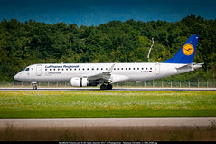"GVA.2014 # CL / LH - ERJ190 D-AECC ""Lutherstadt Eisleben"" awp (CHR / AeroWorldpictures Team) Tags: lufthansa cityline embraer erj190lr cn 19000333 engines ge cf3410e5 reg daecc named lutherstadteisleben history aircraft first flight test pttxt construction site sao jose dos campos sjk brasil delivered lufthansacityline cl clh opf regional config cabin cy100 ferried sjkreclpamuc delivery erj190 erj190100lr lr lh reverse landing aircrafts planes planespotting erj geneva cointrin gva lsgg switzerland germany european europe nikon d300s zoomlenses nikkor 70300vr raw lightroom lr5 awp 2010"