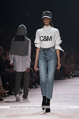 Camilla & Marc - Grand Showcase - VAMFF 2017 (Naomi Rahim (thanks for 3 million visits)) Tags: vamff 2017 vamff2017 melbourne australia carlton virginaustraliamelbournefashionfestival fashion fashionweek fashionphotography nikon nikond750 runway camillamarc grandshowcase event model style women normcore trucker cap denim logo slogan tee