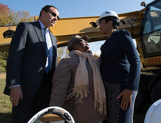 MMB@Deanwood Hills, a New Communities ProjectGroundBreaking.11.15.16.Khalid.Naji-Allah (18 of 27)