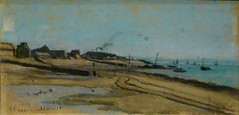 impressions (2) (canecrabe) Tags: claudemonet sainteadresse leperrey impression impressionisme vente drouot enchère paysage normandie mer
