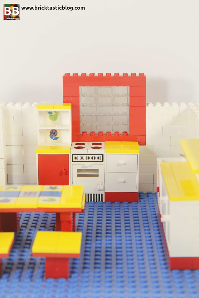 The Worlds Best Photos of 1960s and oven  Flickr Hive Mind # Table Range Lego
