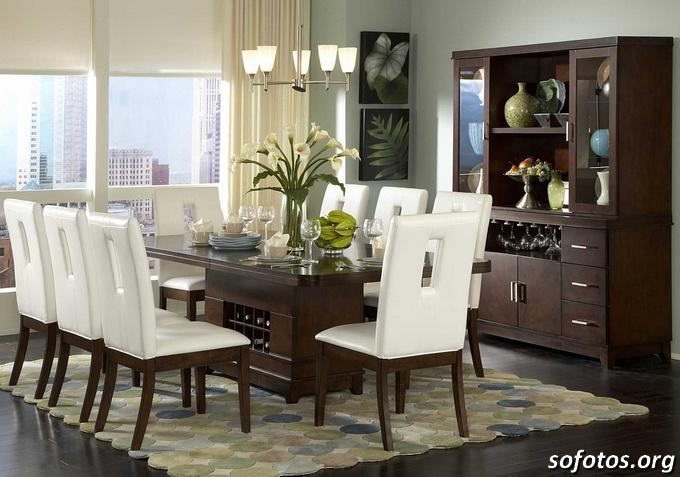 Salas de jantar decoradas (115)