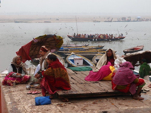Varanasi - At the Ghats