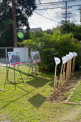 St Andrew's groundbreaking May 2013-8005 (babaroosifer) Tags: school john ceremony standrews shovel groundbreaking barousse 2013 masonlecky mothergaumer