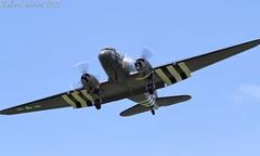 Douglas C47A-DC3 Dakota N473DC21008823X-P Drag em oot Lee on Solent Airfield 2013 (SupaSmokey) Tags: drag lee solent douglas em dakota airfield oot 2013 n473dc21008823xp c47adc3