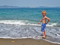 Kos Beach (desben) Tags: kos greece turquie greekislands rodos rhodes romain