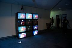 Television (edwardhorsford) Tags: brazil cinema building london film television mystery tv employment good secret fantasy 80s terry future futurism 20 job bt croydon org gilliam 40s career bureaucrat goodorg secretcinema20