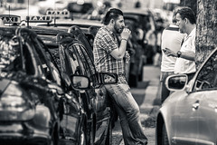 Break (Ben Gomes) Tags: street germany photography drink stuttgart cab taxi drivers sindelfingen strasenfest