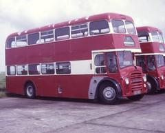 S1134 Highland Omnibuses. AL9 (UCS603) Lowlander-Northern Counties. (Guy Lowlander) Tags: highland western northern smt albion counties lowlander omnibuses dounreay
