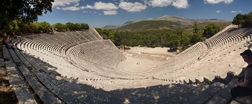 Epidauros (Epídavros)