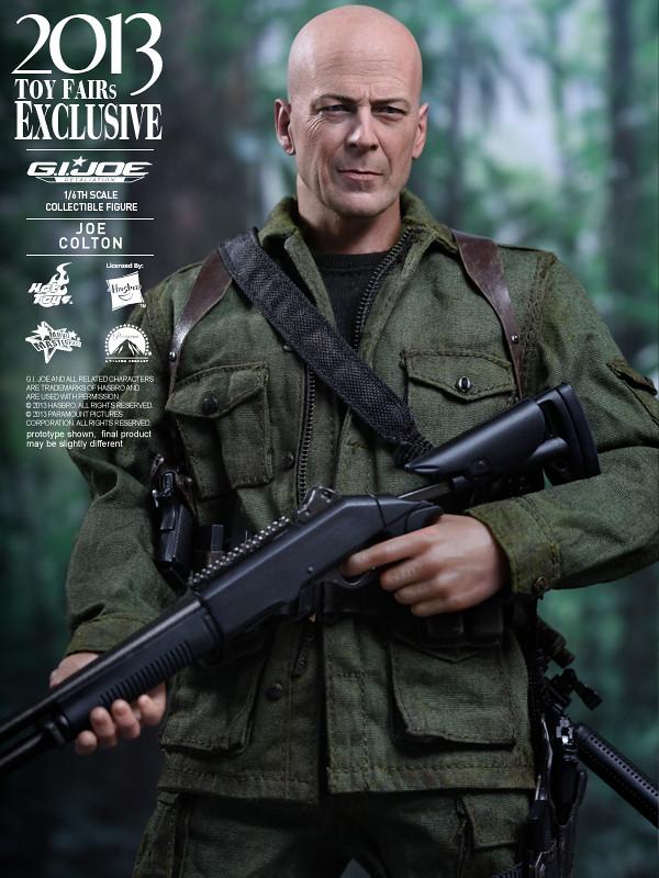 Hot Toys - MMS206 - 特種部隊2:正面對決 –  Joe Colton 將軍