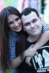 Ensaio Nathlia e Ronaldo (alnero) Tags: street love set canon ensaio eos rebel couple amor sopaulo sp trust rua casal grafite t3i confiana becodobatman