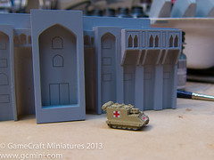 Al Sajood Palace in 285th Scale (GameCraft) Tags: game building miniatures miniature model iraq middleeast palace baghdad wargame 6mm microarmor 1285th microarmour 285th gamecraft gamecraftminiaturescom alsajood