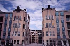 Abandoned Buildings (JoeGoblyn) Tags: film 35mm lasvegas olympusxa fujisuperia400 cameracreeps