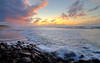 kauai polihale beach-3 (John Hudson Photo) Tags: ocean seascape 20d canon landscape canon20d tokina kauai hawaiibeach hawaiicoast kauaibeach