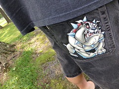 Other JNCOs 2 (jnco6921) Tags: emblem bulldog jeans jnco tribals