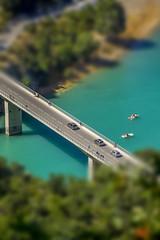verdon pont tilt shift 2013_08_25 (tribalfunky) Tags: shift tilt verdon