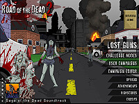 死亡公路2(Road of the Dead 2)