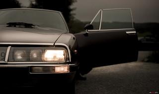 Night drive...