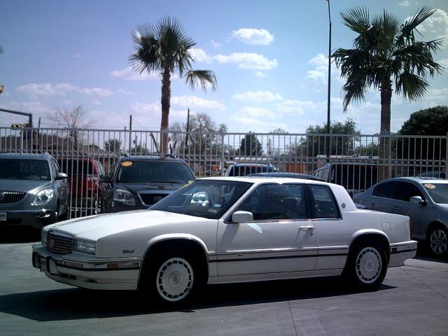 white gm exterior interior tan cadillac eldorado 49 etc 1991 coupe touring v8 fwd pfi astroroof ebody