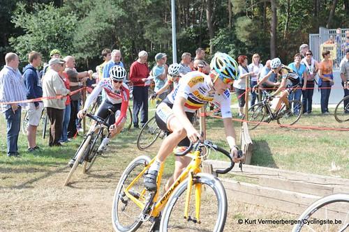 Nieuwelingen & juniores Wiekevorst (95)