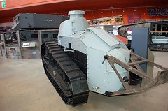 "Renault FT 17 (4) • <a style=""font-size:0.8em;"" href=""http://www.flickr.com/photos/81723459@N04/9946240873/"" target=""_blank"">View on Flickr</a>"