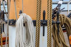 USA West (Edi Bähler) Tags: sanfrancisco california vehicle ferien watercraft segelschiff sailingship fleetweek militär fahrzeuge seil vereinigtestaaten 70200mmf28 schiffsdetail nikond3 wasserfahrzeuge outfleetweek