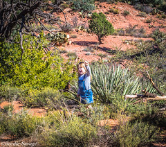 Heavyn Power (NatureNation) Tags: arizona hiking sedona redrocks landscapephotography heavyn beediesavage