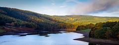 Ladybower to upper Derwent (CLIFFWALKER) Tags: panorama derwent derbyshire dams ladybower