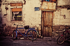 Bike (DJCommie) Tags: street travel urban tourism turkey nikon turkiye 5100 adana tarsus nikond5100