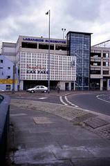 Belfast - East Bank: multistorey car park