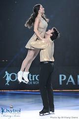 Alissa Czisny & Ryan Bradley