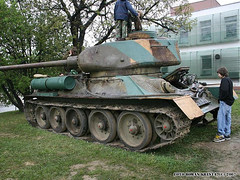 """T-34 85 (18) • <a style=""""font-size:0.8em;"""" href=""""http://www.flickr.com/photos/81723459@N04/11248098056/"""" target=""""_blank"""">View on Flickr</a>"""