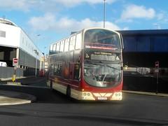 East Yorkshire 704 YX55DHL Hull Interchange on 154 (1024x768) (dearingbuspix) Tags: 704 eastyorkshire eyms yx55dhl