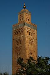 Koutoubia mosque (Ignacio Ferre) Tags: mosque morocco maroc marrakech mezquita marrakesh marruecos koutoubia koutoubiamosque kutubiyya kutubía