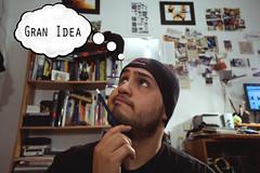 Captulo 1 de 365 - Gran Idea. (Diego V - Fotgrafo) Tags: ego idea big yo diego days v gran 365 dias 1365 diegovelandoandrade