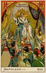 Paul Wesenberg&Sohn Berlin Napoleon  (3) (janwillemsen) Tags: napoleon albumimage chromelithograph paulwesenbergsohnberlin