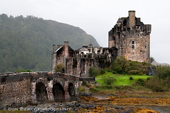 Eileen Dornan Castle, Scotland (donberry37 (SF Bay Area)) Tags: castle scotland dons eileendornan