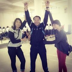 สัขสันต์วันครู มีความสุขมากๆทั้งสุขภาพกาย สูขภาพใจ และสูขภาพจิตรค่ะครู #ชมรมมวยไทย #โรงเรียนสตรีสิริเกศ