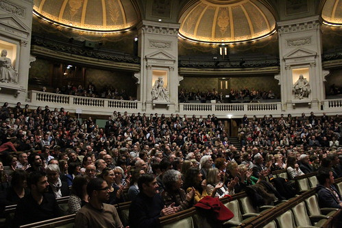 Concert exceptionnel en Sorbonne : Anne Queffélec joue avec l'OCUP